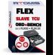 MagicMotorSport FLEX Slave TCU OBD + Bench (FLK02 + FLS0.2S)