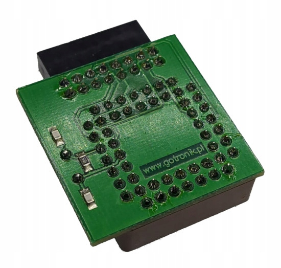 Adapter HC08AS32 do Xprog